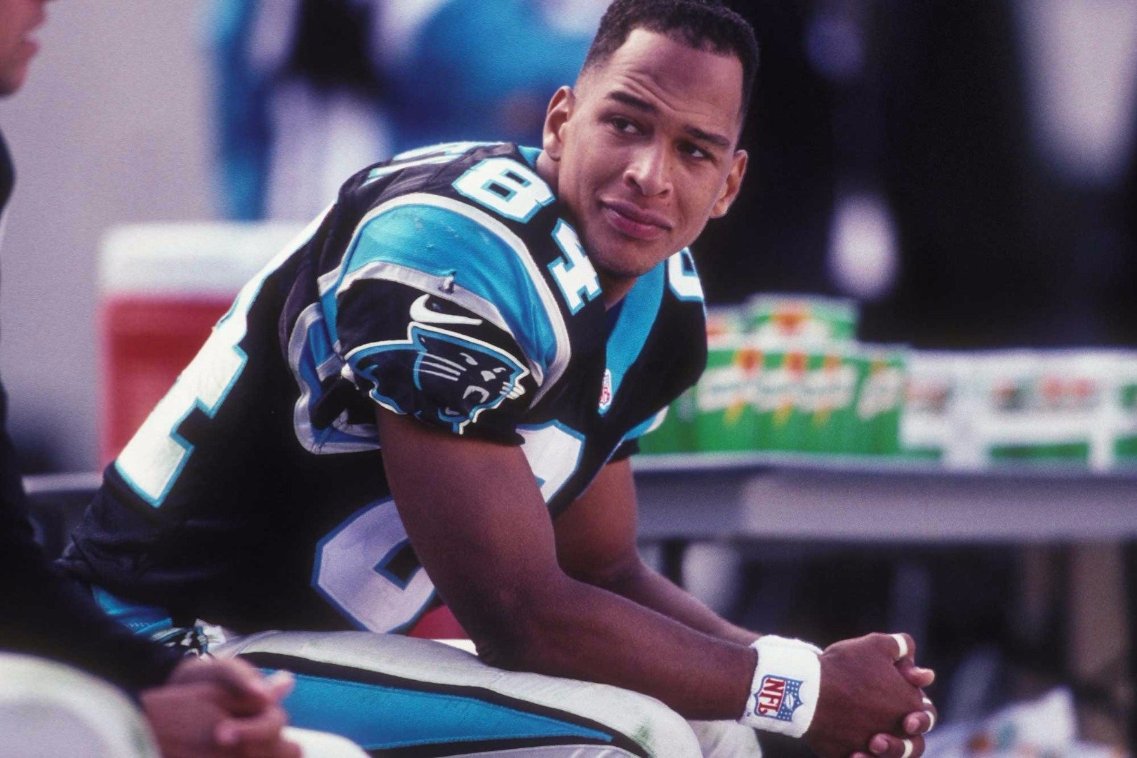 Rae Carruth wrote a letter to the mother of Cherica Adams and spoke with a Charlotte TV station accepting responsibility for the 1999 conspiracy to murder