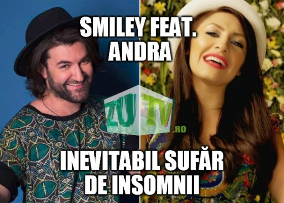 smiley cantece noi